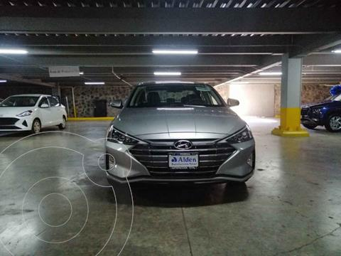Hyundai Elantra Limited Tech Aut usado (2020) color Plata precio $410,400