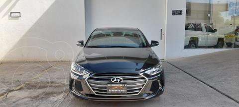 Hyundai Elantra Limited Tech Navi  usado (2018) color Negro precio $293,000