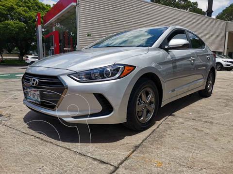 Hyundai Elantra GLS usado (2018) color Plata precio $219,000
