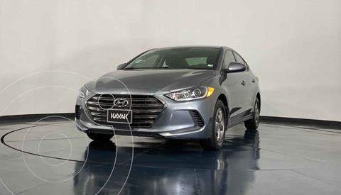 Hyundai Elantra GLS Aut usado (2018) color Gris precio $249,999