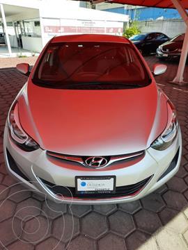 foto Hyundai Elantra GLS Aut usado (2015) color Plata precio $165,000