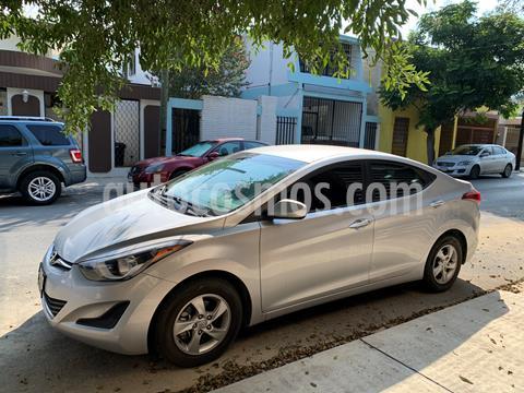 Hyundai Elantra GLS usado (2015) color Plata precio $140,000