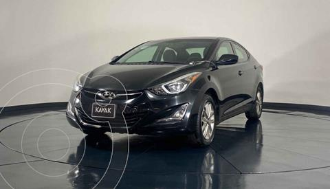 Hyundai Elantra GLS Premium Aut usado (2016) color Gris precio $184,999