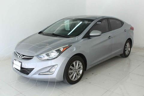 Hyundai Elantra GLS Premium Aut usado (2015) color Plata precio $174,000