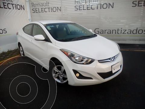 Hyundai Elantra GLS Aut usado (2016) color Blanco precio $170,000