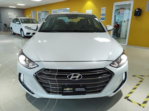 Hyundai Elantra GLS Premium usado (2018) color Blanco precio $262,900