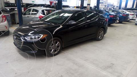 Hyundai Elantra GLS Premium usado (2018) color Negro precio $249,900
