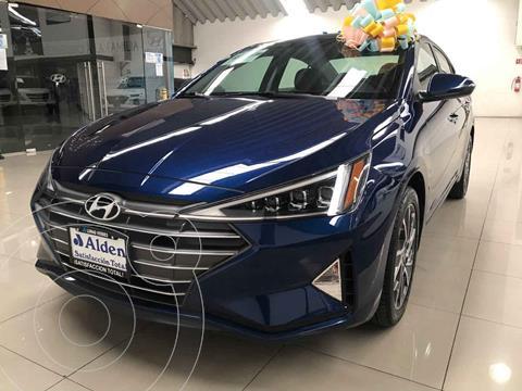 Hyundai Elantra Limited Tech Aut usado (2020) color Azul precio $410,000
