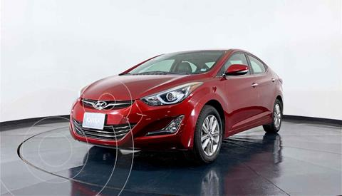 Hyundai Elantra Limited Tech Navi Aut usado (2015) color Rojo precio $192,999