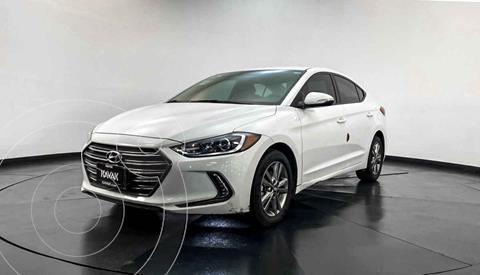 Hyundai Elantra GLS Premium Aut usado (2017) color Blanco precio $222,999