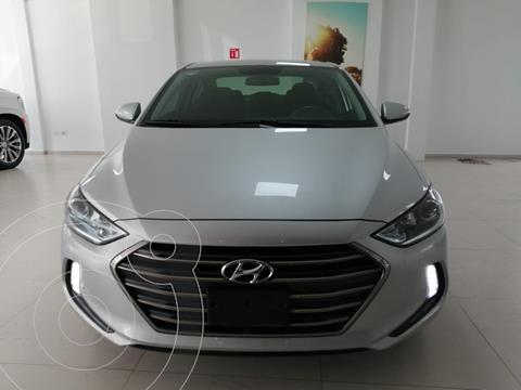 Hyundai Elantra GLS Premium usado (2018) color Plata Dorado precio $239,900
