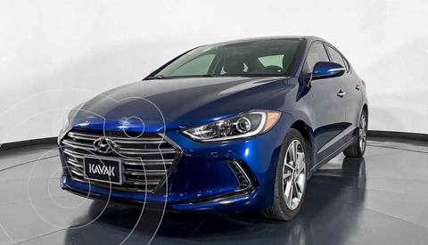 Hyundai Elantra Limited Tech Navi Aut usado (2017) color Azul precio $237,999