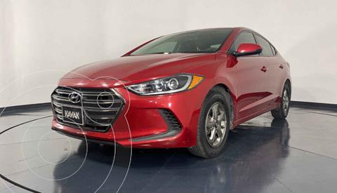 Hyundai Elantra GLS Aut usado (2018) color Rojo precio $232,999