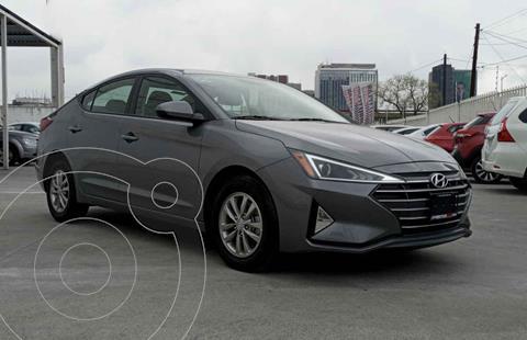 Hyundai Elantra GLS Aut usado (2020) color Gris precio $279,990