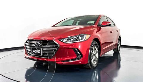Hyundai Elantra GLS Premium Aut usado (2017) color Rojo precio $227,999