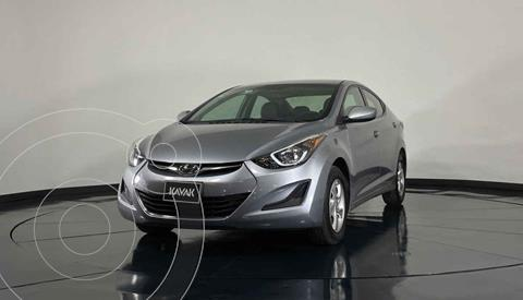 Hyundai Elantra GLS usado (2016) color Plata precio $187,999