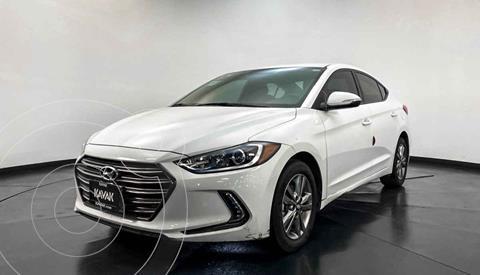 Hyundai Elantra GLS Premium Aut usado (2017) color Blanco precio $219,999