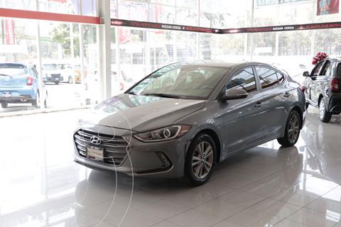Hyundai Elantra GLS Premium usado (2018) color Gris precio $249,900