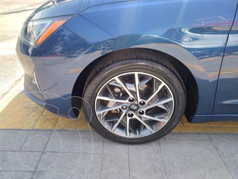 Hyundai Elantra Limited Tech Navi  usado (2020) color Azul precio $337,000