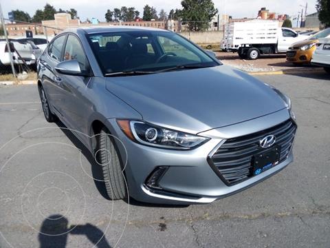 Hyundai Elantra Limited Tech Navi Aut usado (2017) color Plata precio $239,000
