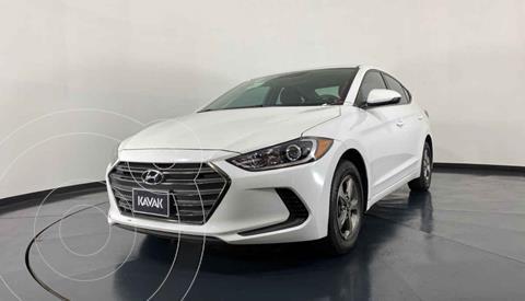 Hyundai Elantra GLS Aut usado (2018) color Blanco precio $237,999