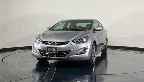 Hyundai Elantra Limited Tech Aut usado (2015) color Beige precio $219,999