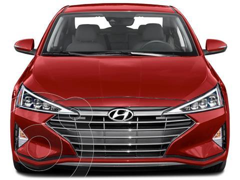 Hyundai Elantra GLS IVT nuevo color Rojo financiado en mensualidades(mensualidades desde $4,516)