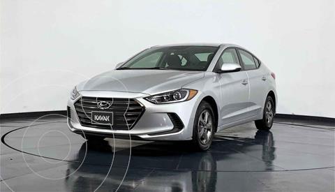 Hyundai Elantra GLS Aut usado (2018) color Plata precio $248,999