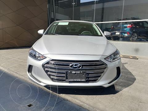 Hyundai Elantra GLS Aut usado (2018) color Plata Dorado precio $239,000
