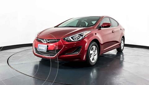 Hyundai Elantra GLS Aut usado (2016) color Rojo precio $194,999