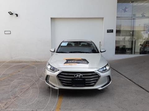 Hyundai Elantra Limited Tech Navi  usado (2018) color Beige precio $283,000