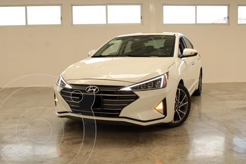 Hyundai Elantra LIMITED TECH 4P L4 2.0L VP BA QC AC R17 NAVI AUT usado (2019) precio $330,000