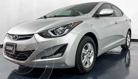 Hyundai Elantra GLS Aut usado (2016) color Plata precio $197,999
