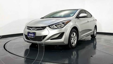 Hyundai Elantra GLS Aut usado (2016) color Plata precio $192,999