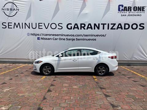 Hyundai Elantra GLS Aut usado (2018) color Blanco precio $229,900