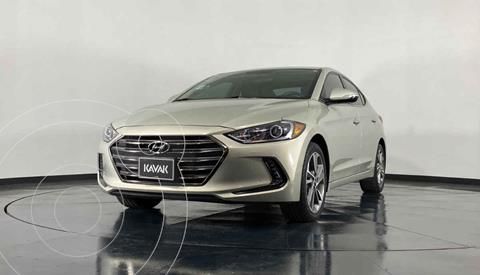 Hyundai Elantra Limited Tech Navi Aut usado (2017) color Blanco precio $252,999