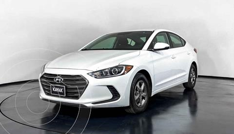 Hyundai Elantra GLS Aut usado (2017) color Blanco precio $209,999