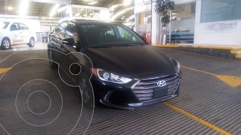 Hyundai Elantra GLS Premium usado (2018) color Negro precio $249,000
