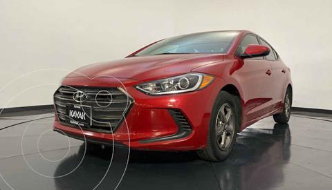 Hyundai Elantra GLS Aut usado (2017) color Rojo precio $214,999