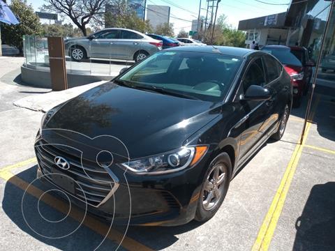 Hyundai Elantra GLS Aut usado (2018) color Negro precio $219,000