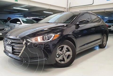 Hyundai Elantra GLS Aut usado (2018) color Negro precio $249,100