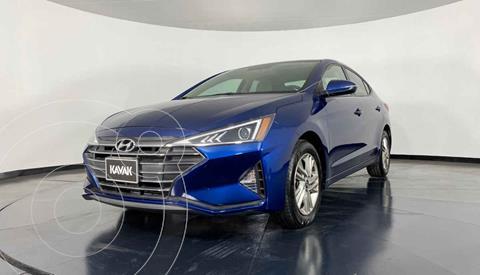 Hyundai Elantra GLS Premium Aut usado (2019) color Azul precio $287,999