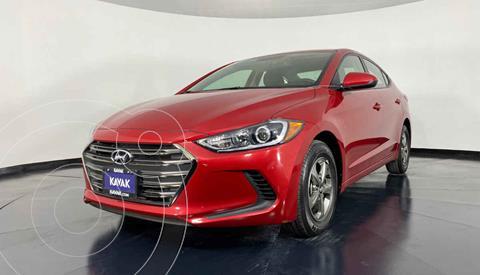 Hyundai Elantra GLS Aut usado (2017) color Rojo precio $222,999