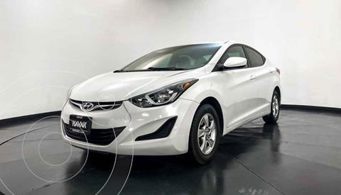 Hyundai Elantra GLS Aut usado (2016) color Blanco precio $189,999
