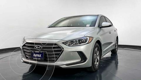 Hyundai Elantra GLS Aut usado (2018) color Plata precio $237,999