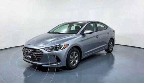 Hyundai Elantra GLS usado (2017) color Gris precio $207,999