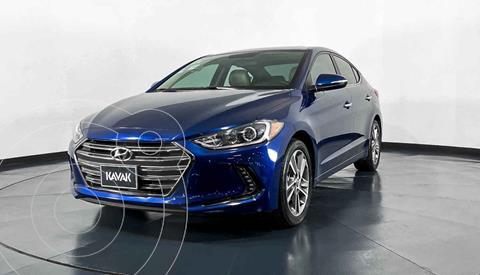 Hyundai Elantra Limited Tech Navi Aut usado (2018) color Azul precio $284,999