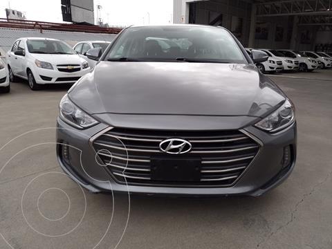 Hyundai Elantra GLS Premium usado (2018) color Gris Oscuro precio $239,900