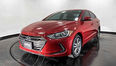 Hyundai Elantra GLS Premium Aut usado (2017) color Rojo precio $217,999