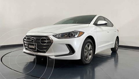 Hyundai Elantra GLS Aut usado (2018) color Blanco precio $244,999